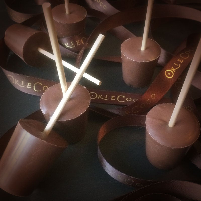 Image of Triple Hot Chocolate Swizzle Sticks