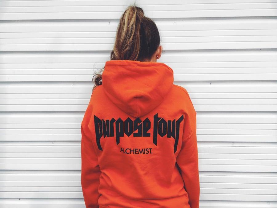 Image of Purpose Tour Hoodie