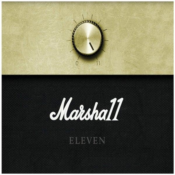 "Image of Marshall Charloff solo CD ""Eleven"""