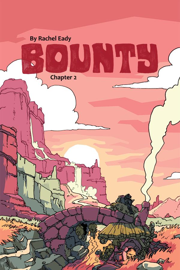 Image of Bounty Issue Three