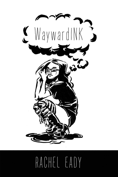 Image of Wayward Ink Artbook 2016
