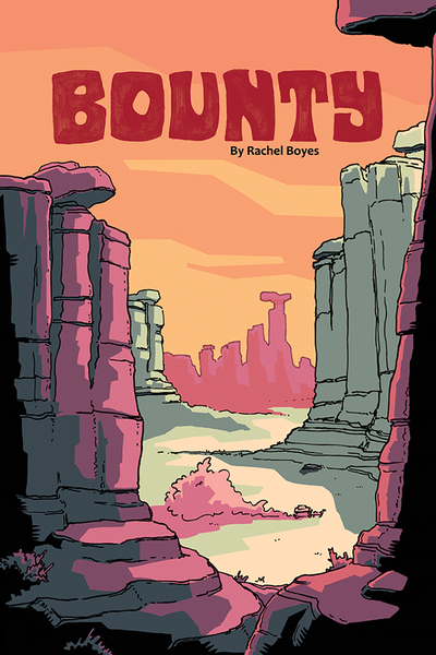 Image of Bounty Issue One