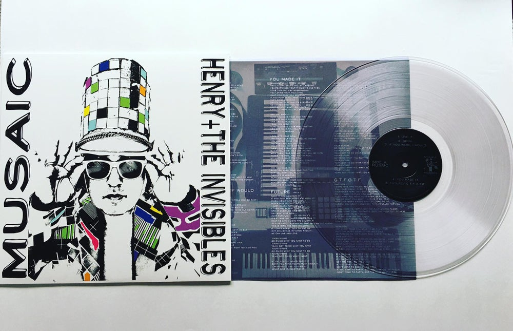 Image of MUSAIC Collector Vinyl