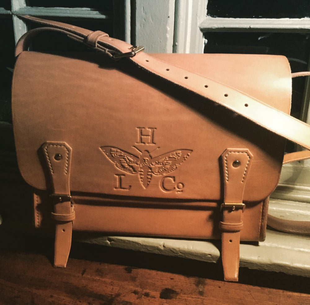 Image of Hawkmoth 'Messenger' Bag