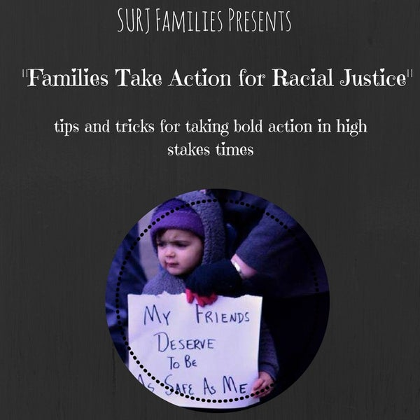 Image of BULK 10 PACK Families Take Action for Racial Justice Zine