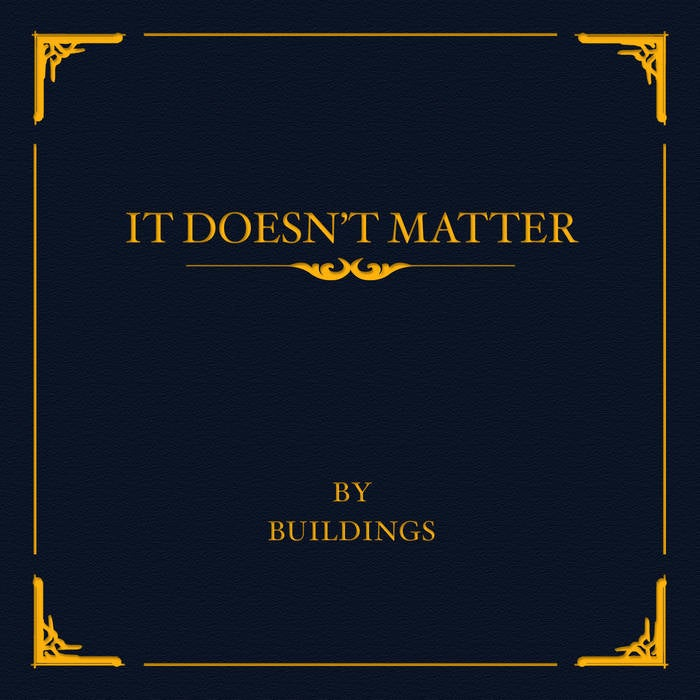 "Image of Buildings - It Doesn't Matter (10"")"