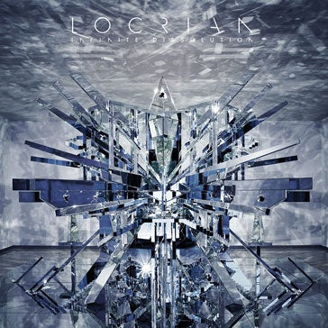"Image of LOCRIAN ""Infinite Dissolution"" CD (Relapse Records)"