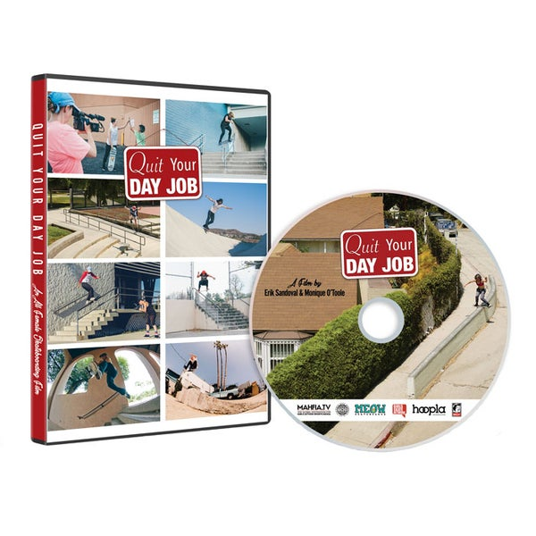 Image of Quit Your Day Job DVD