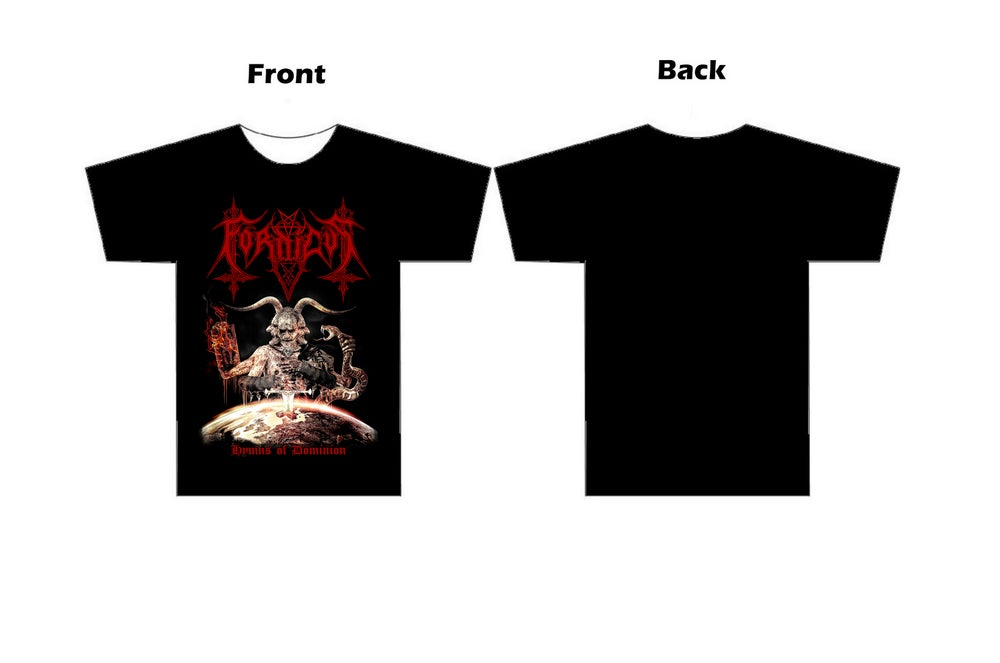 Image of Hymns of Dominion Shirt