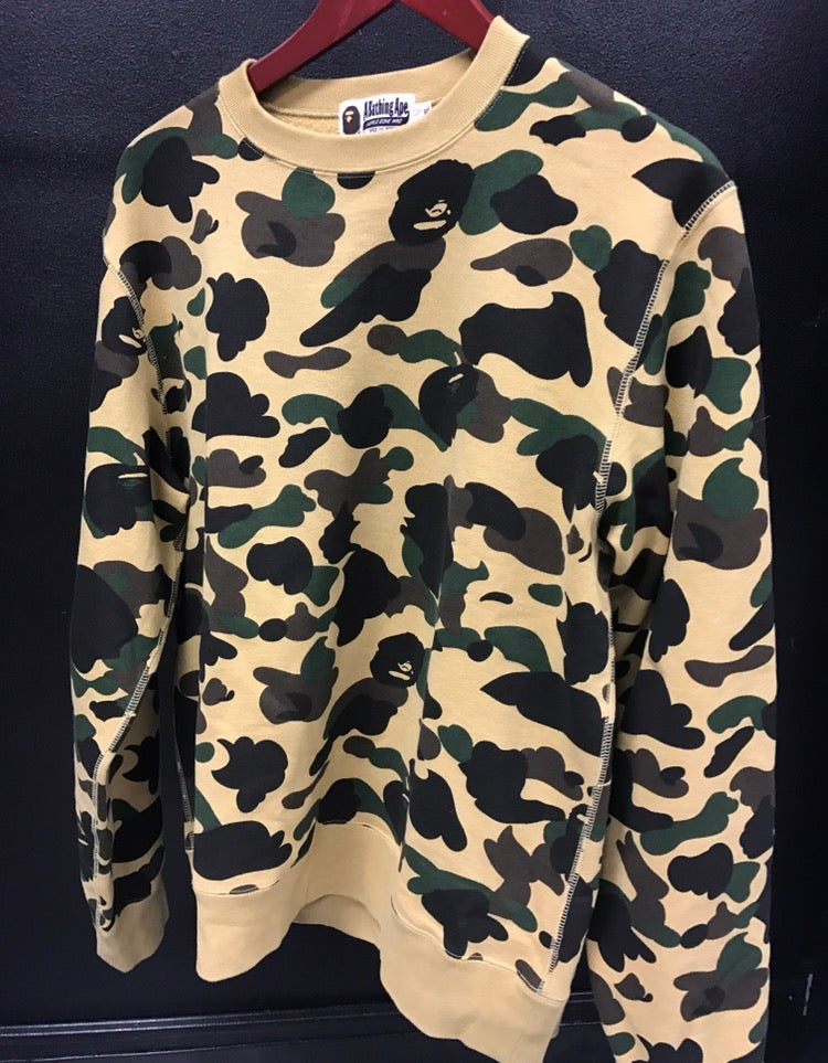 Image of Bape Crew Neck