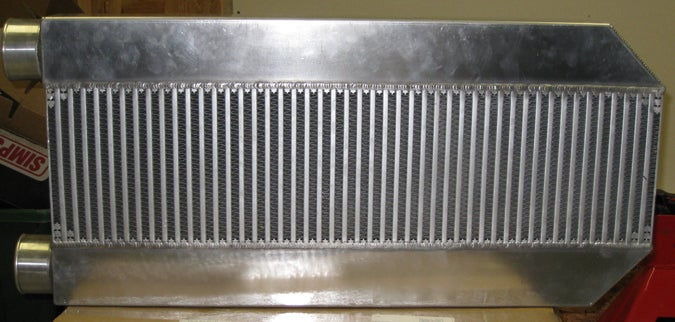 Image of New Active Intercooler