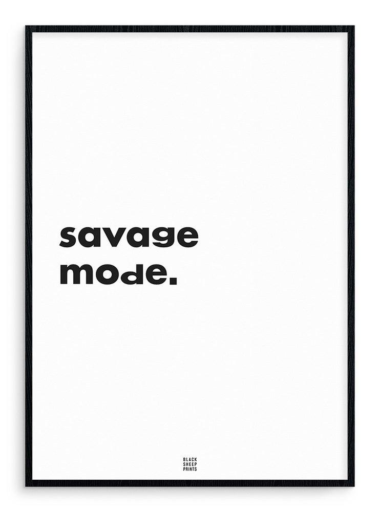 Image of The Savage