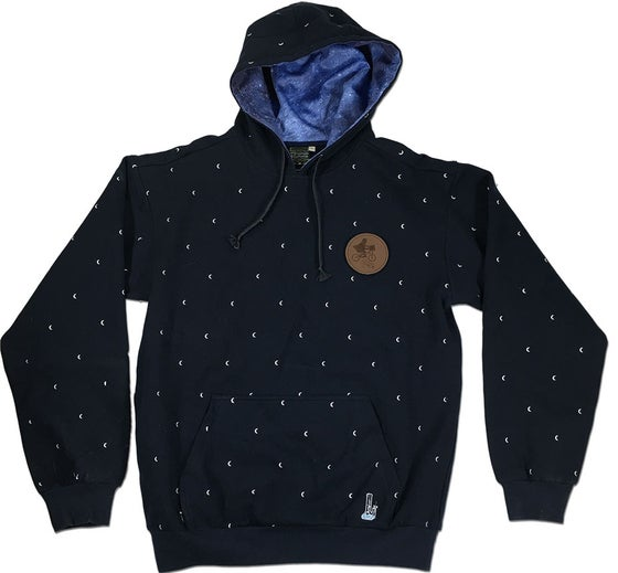 Image of The Phone Homie X Grassroots California Collaboration Hoodie