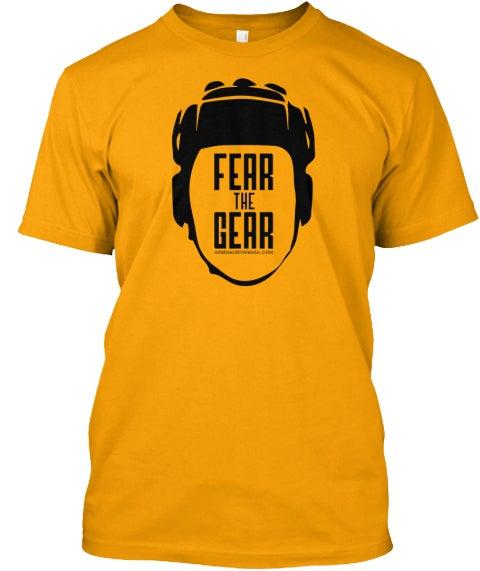Image of Fear the Gear - Petr Cech T-Shirt