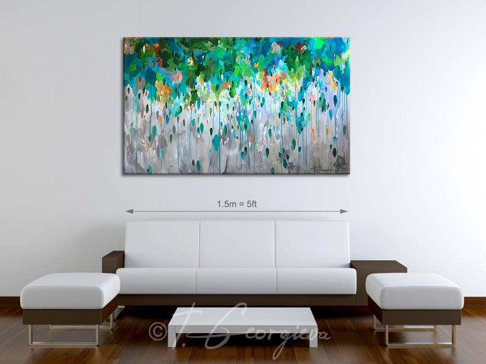 Image of Pumice aquam - 152x90cm