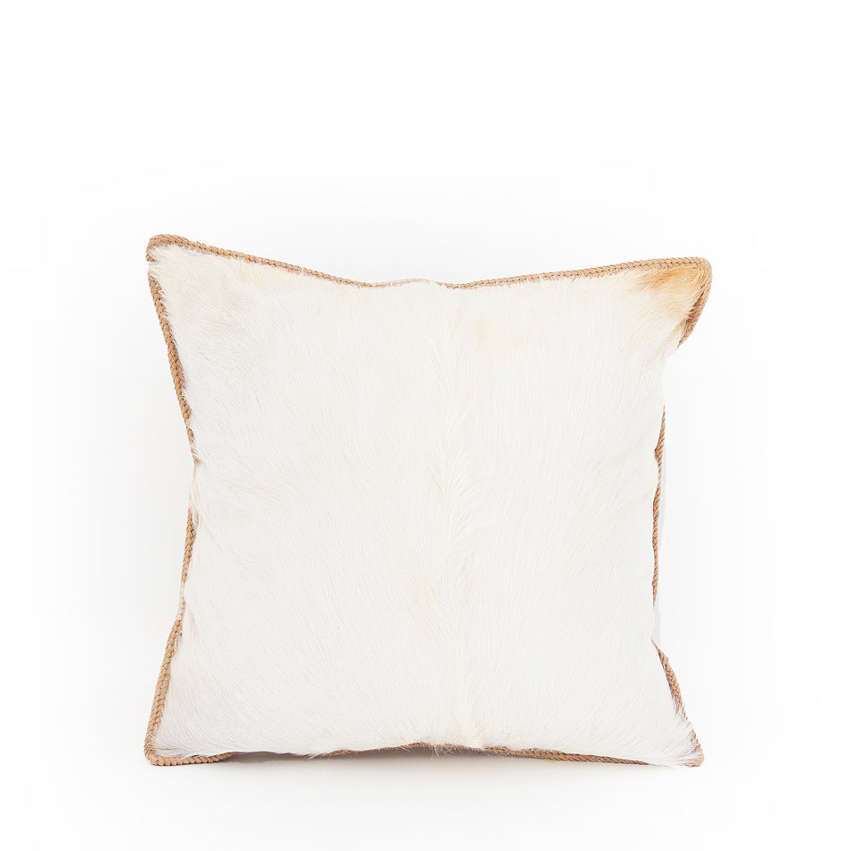 Image of Call Of The Wild White Cushion