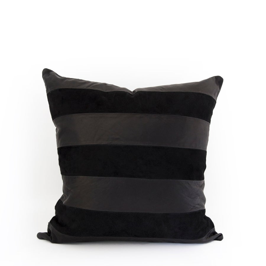 Image of Chosen Path Black Cushion