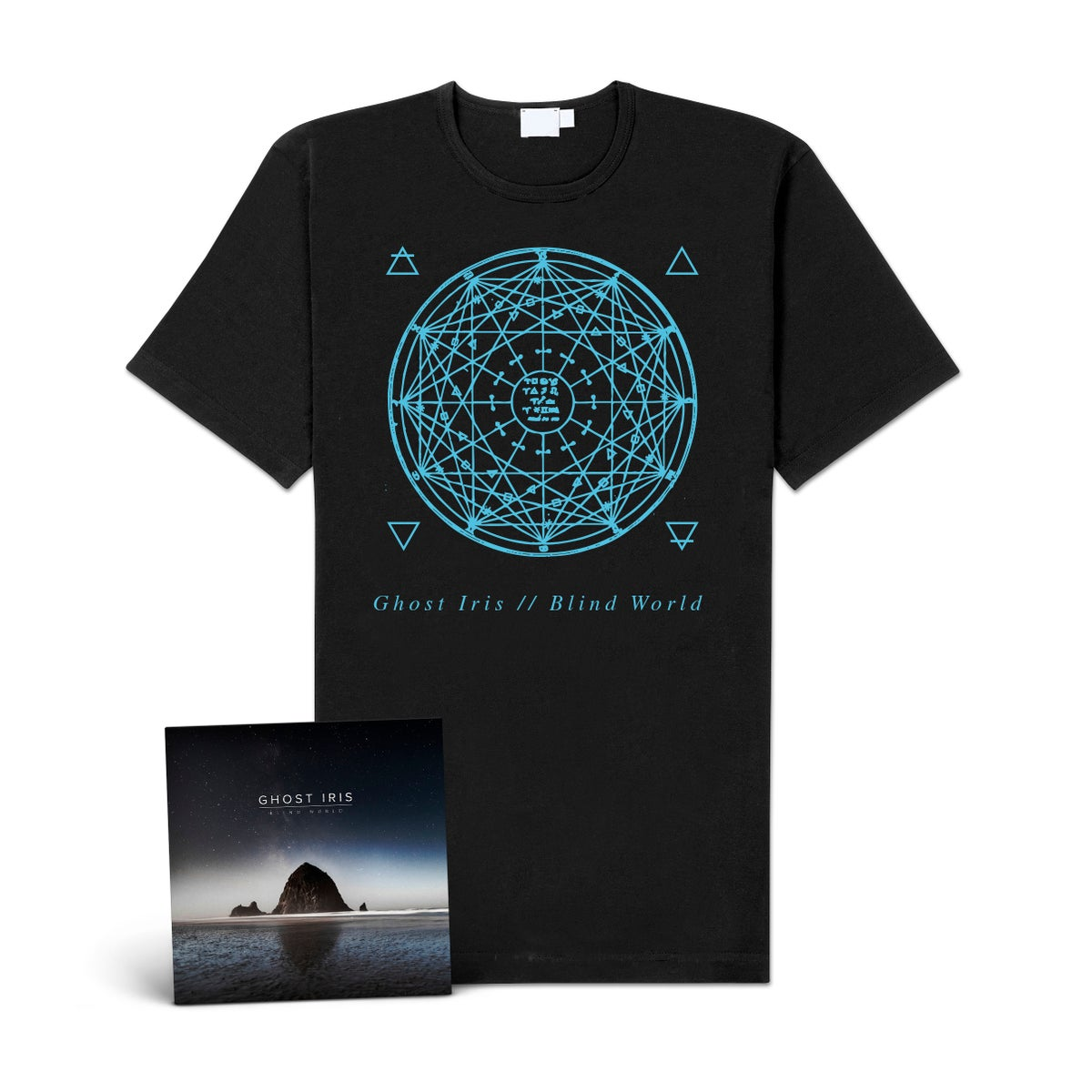 "Image of Ghost Iris ""Blind World"" CD-Bundle #1"