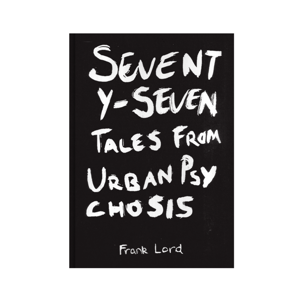Image of Seventy-Seven Tales from Urban Psychosis