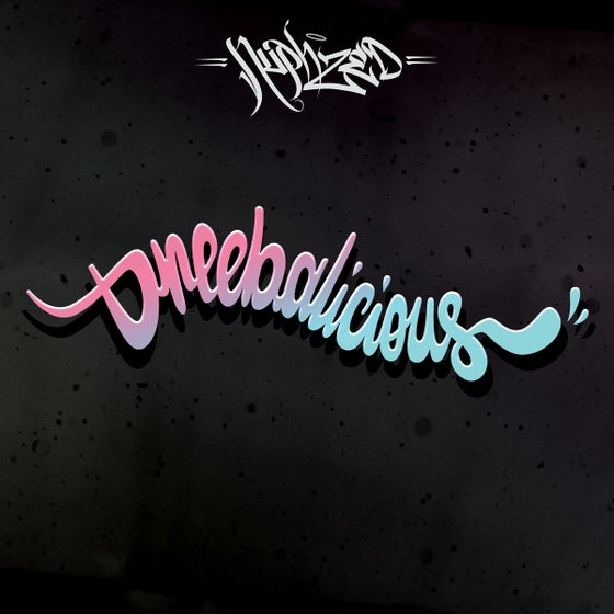 Image of NuphZed - Dreebalicious EP CD