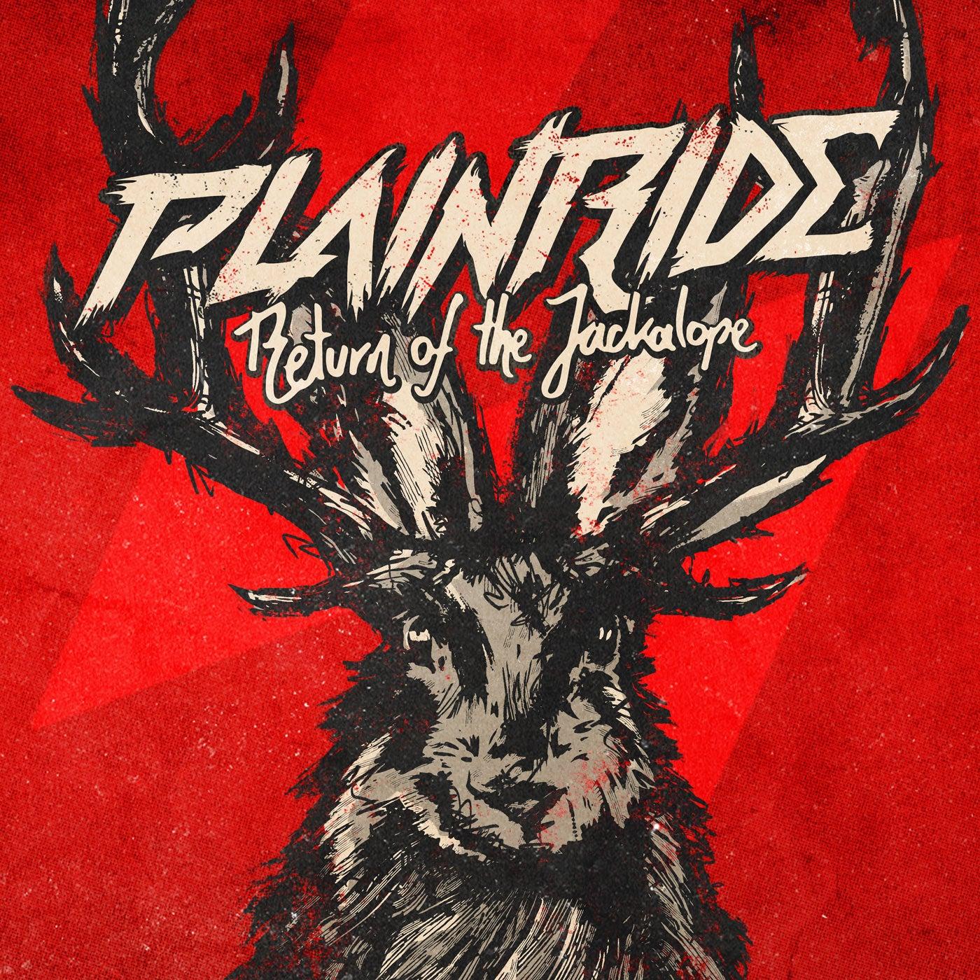 Image of Plainride - Return of the Jackalope CD