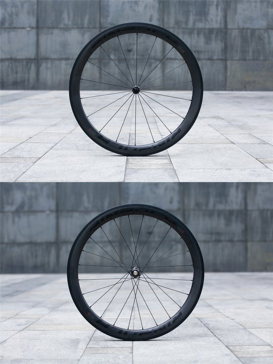 Image of Rinpoch Halo Carbon Track Fixed gear Wheelset