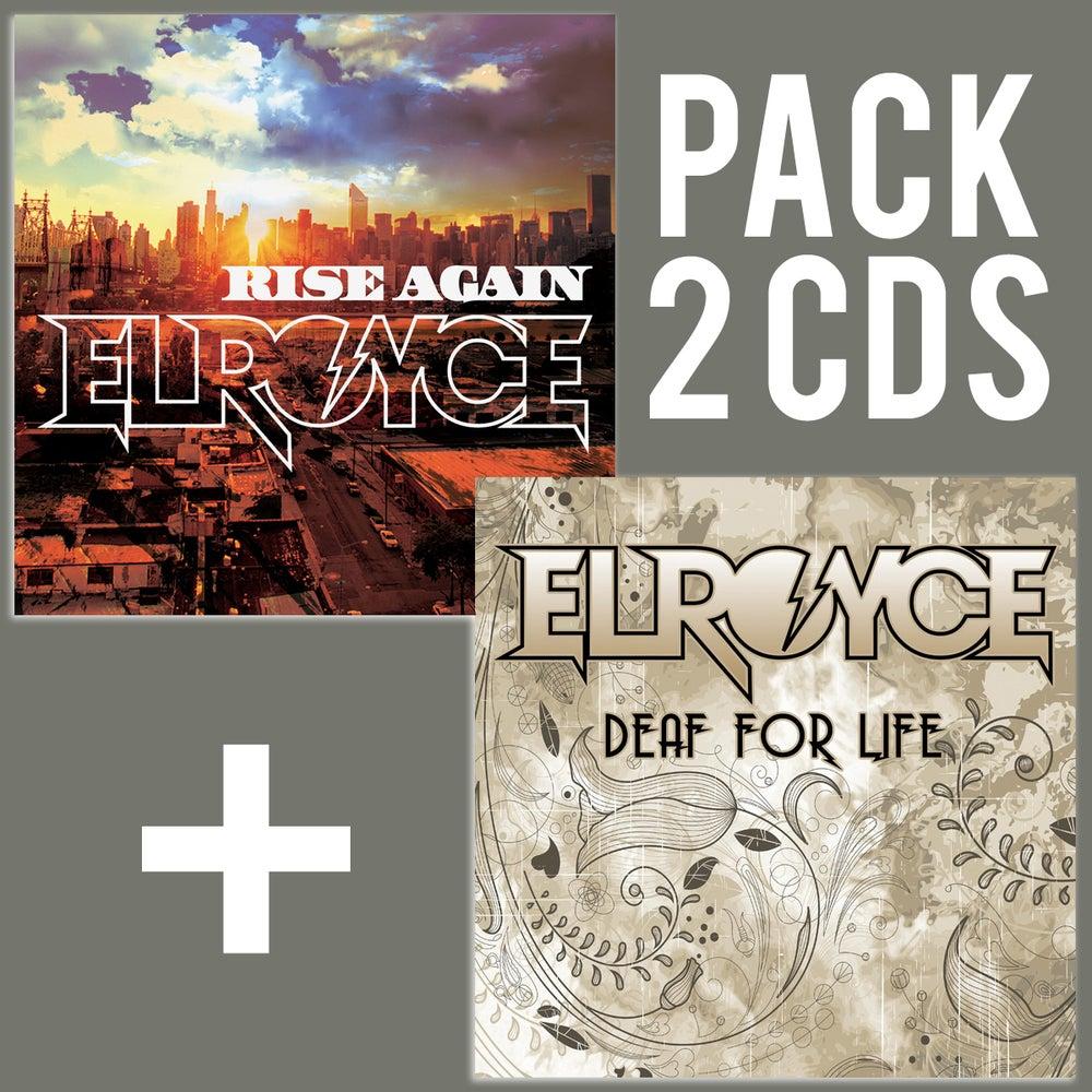 Image of PACK 2 CDS EL ROYCE