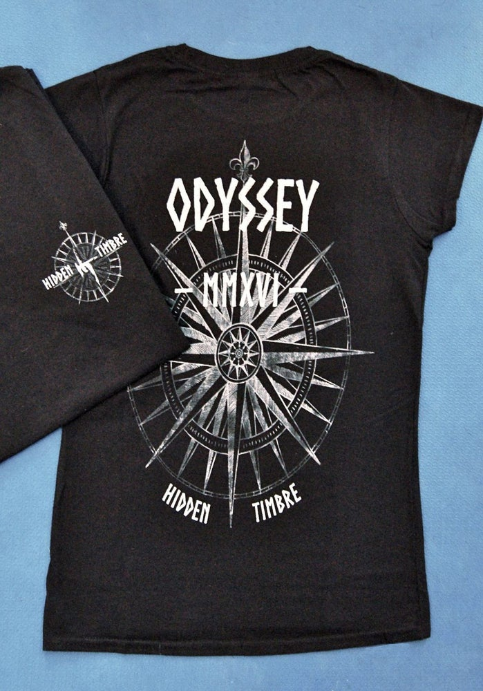 Image of T-Shirt Girls Odyssey