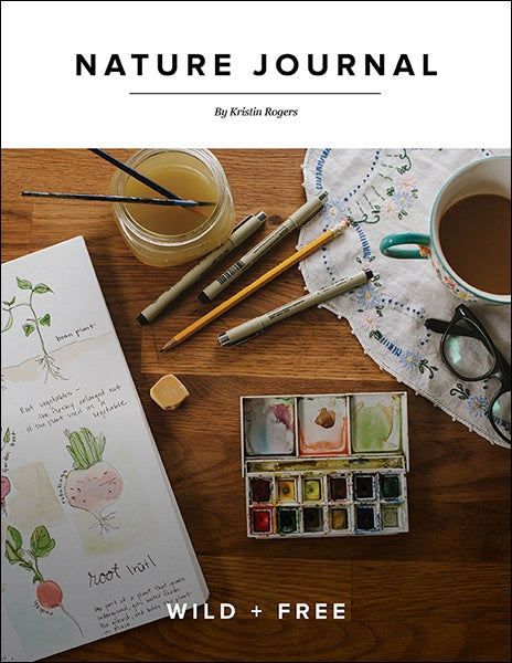Image of NATURE JOURNAL Book - (Pre-Order by Feb 28)