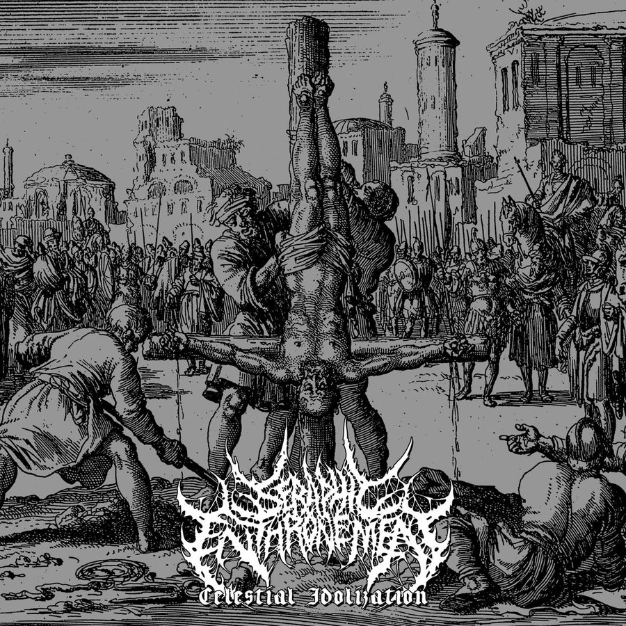 Image of Seraphic Enthronement - Celestial Idolization