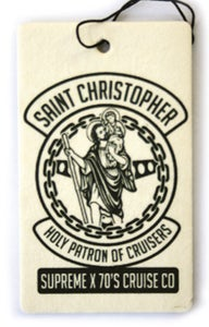 Image of St. Christopher - AIR FRESHENER