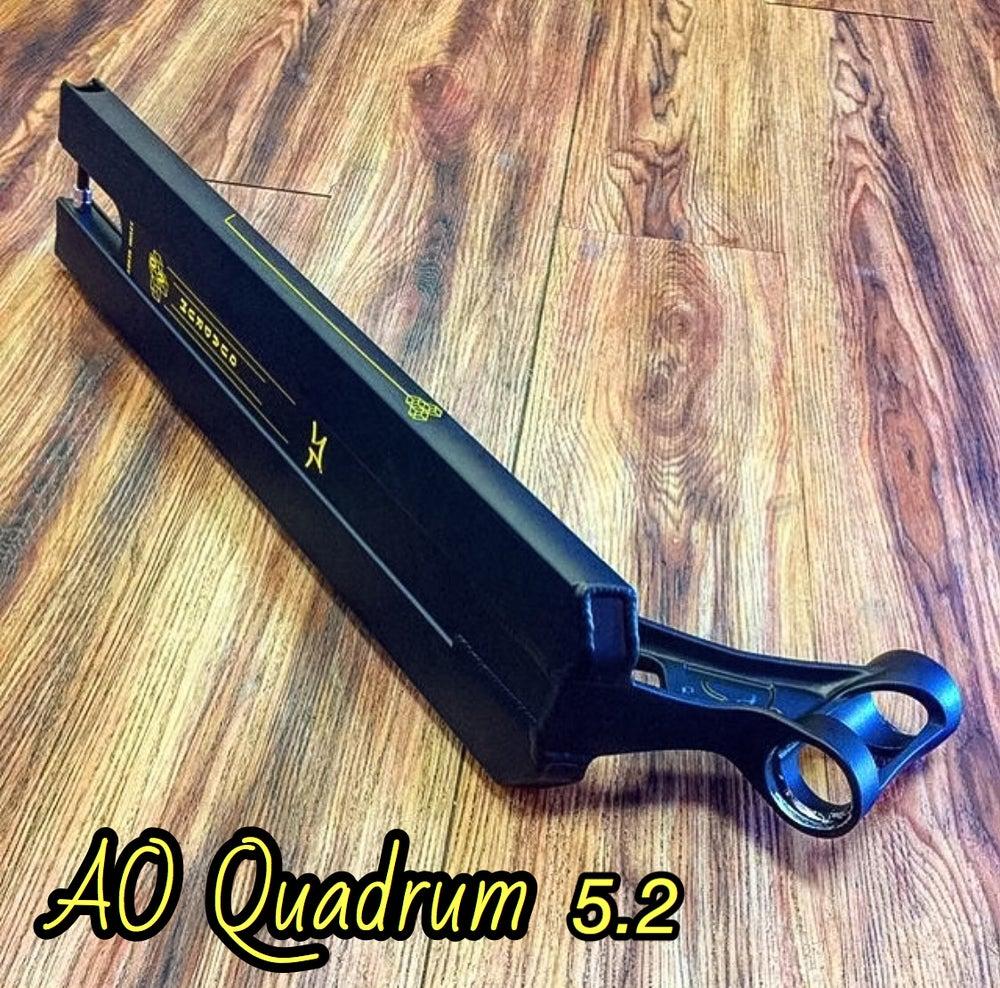 Image of AO Quadrum 5.2. W/ Bonus custom grip tape!