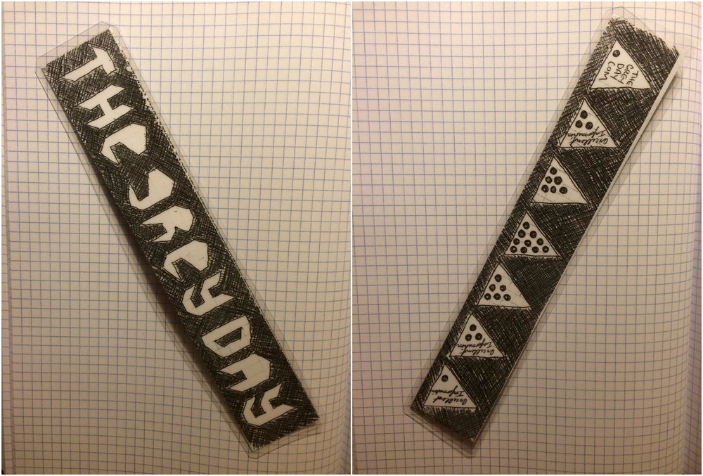 Image of A TGD Bookmark