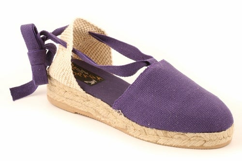 Image of 3 cm Valencian Espadrilles - 20 colors