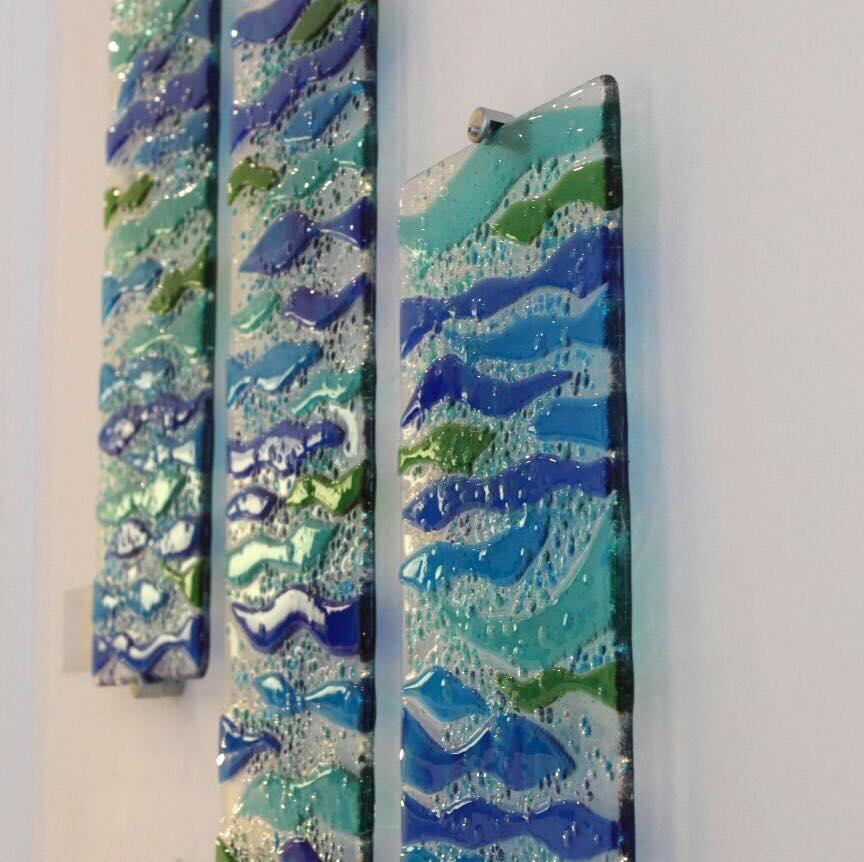 Image of Sea Wall Art Panels