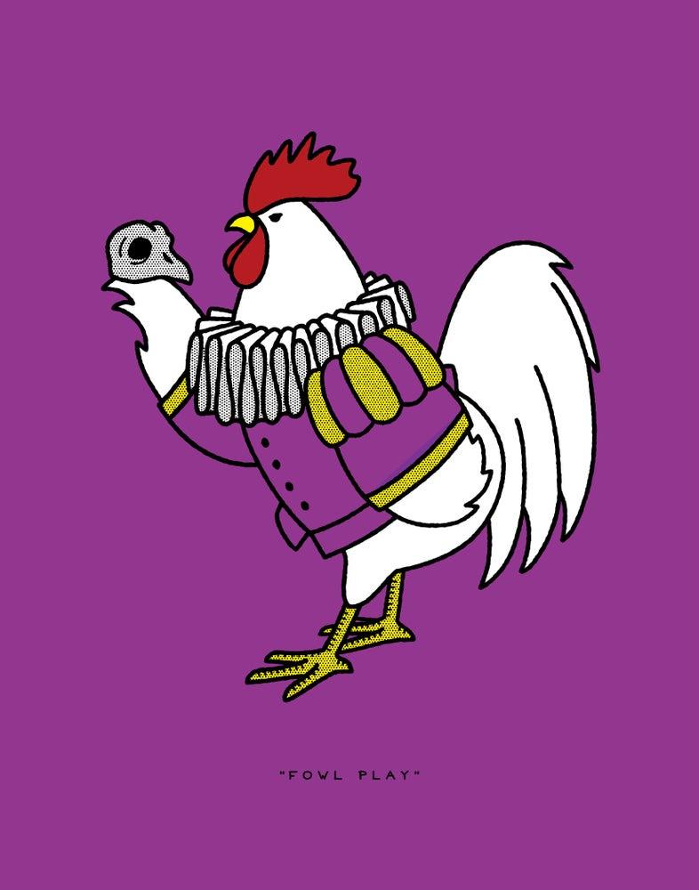 "Image of RRC No. 010: ""Fowl Play"""