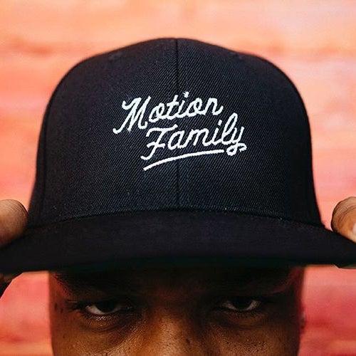 Image of Motion Family Snapback