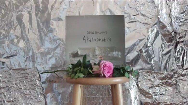 "Image of ""Atelophobia"" Vinyl"