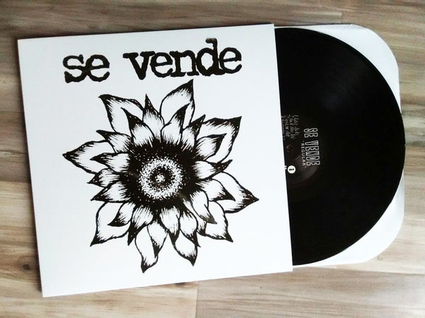 Image of Se Vende Vinyl - Limited Edition White(pre-sale)