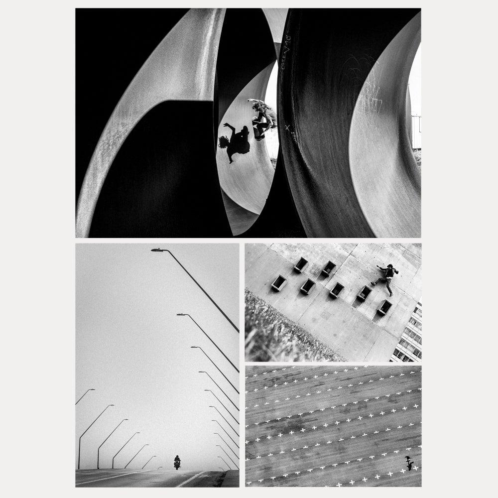 Image of 'ATTRAPER AU VOL' POSTCARDS SET