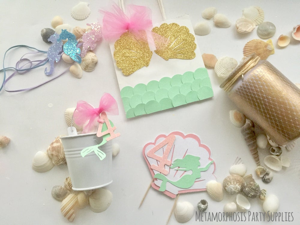 Image of Mermaid party
