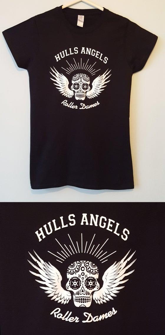 Image of HARD Black Logo T-Shirt