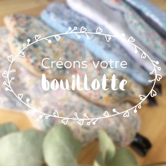 Image of Votre bouillotte personnalisée