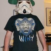Image of Wiht T-Shirt - Design by Steve Myles Illustration