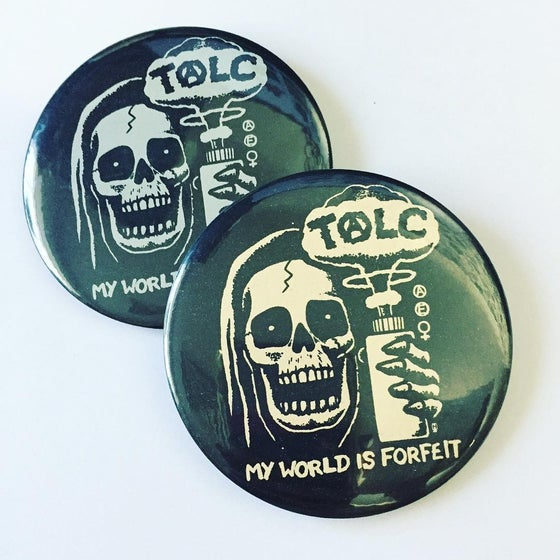 Image of TALC button
