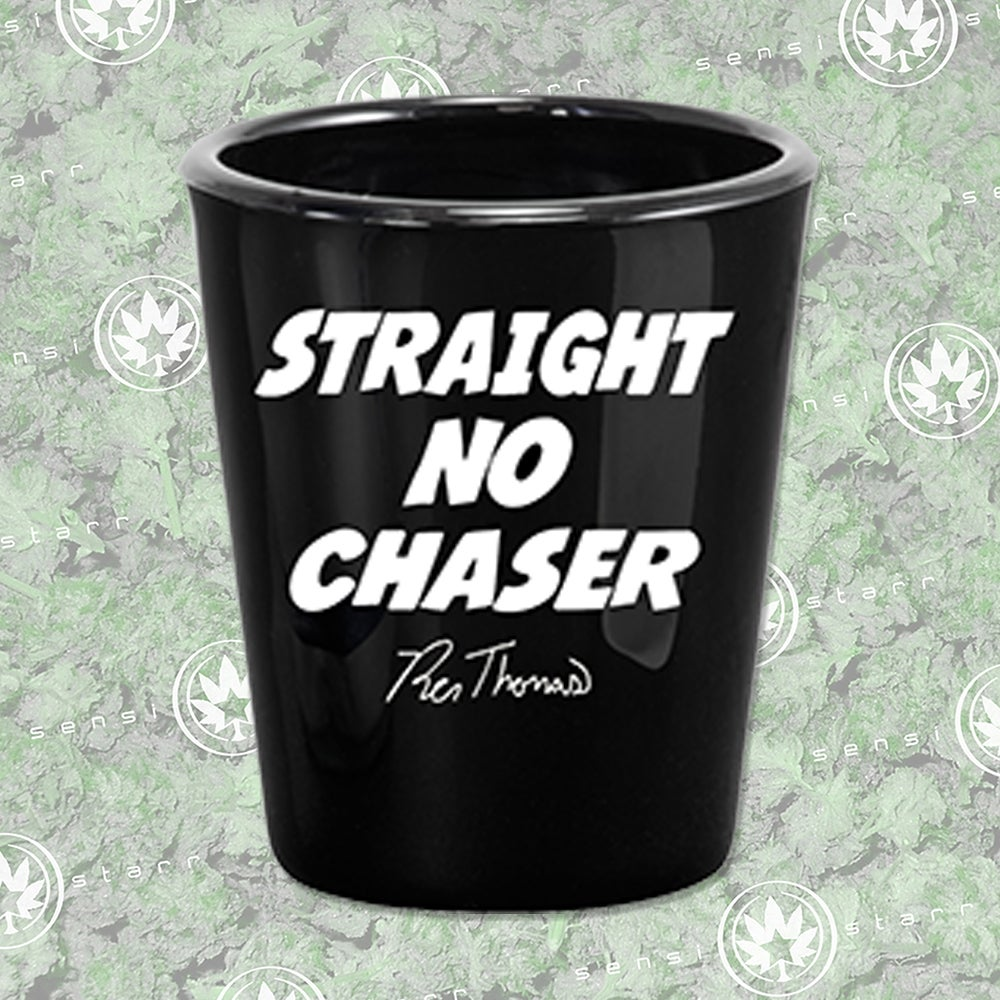 Image of Straight No Chaser Shot Glass