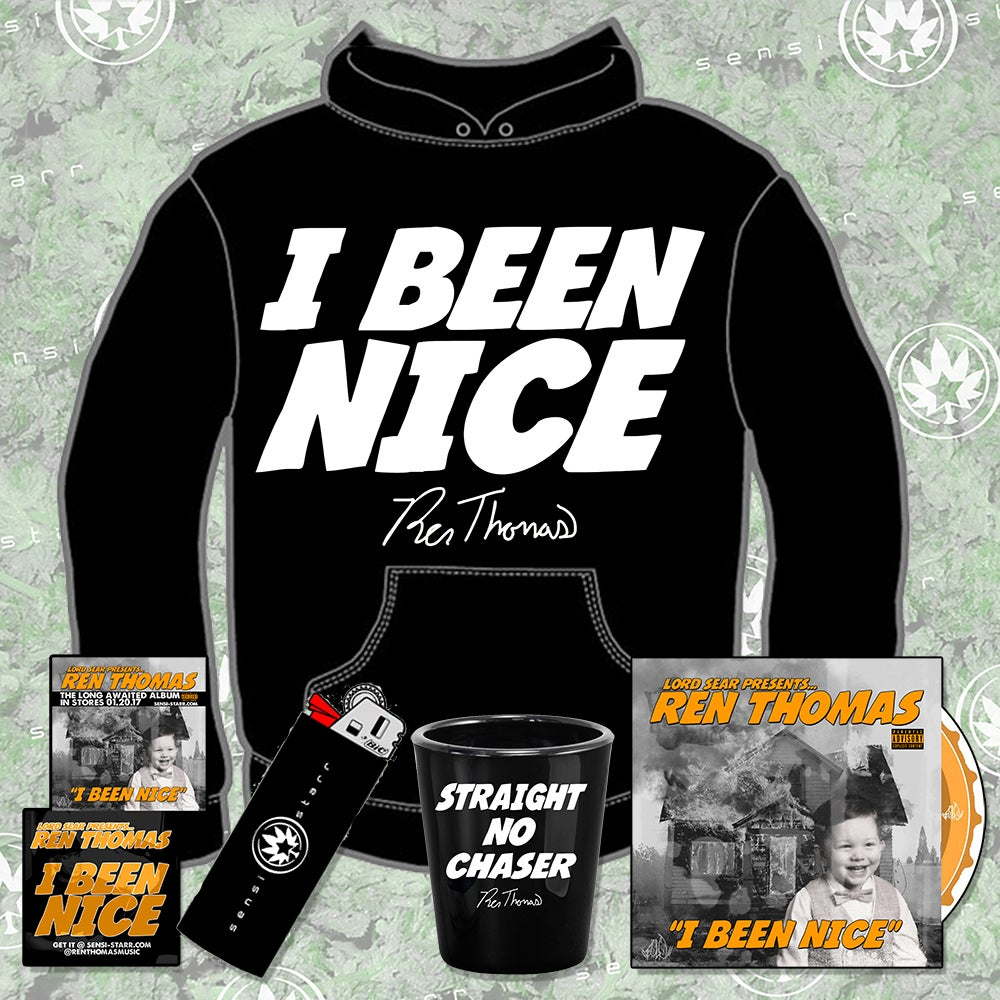 Image of I Been Nice Deluxe Hoody Bundle