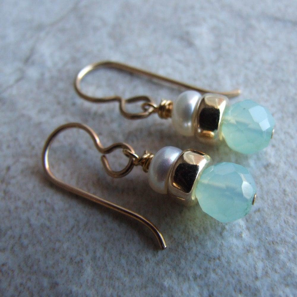 Image of Caribbean Treasure Earrings