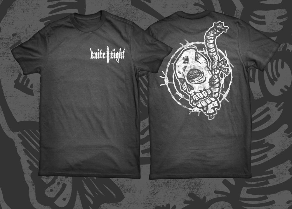 Image of Noose Skull T-shirt