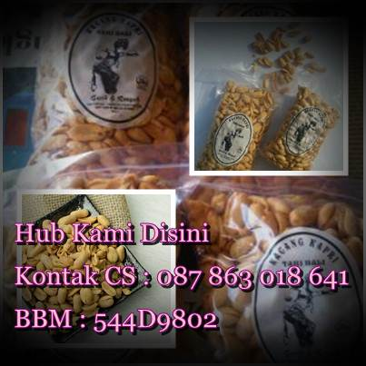 Image of Produsen Kacang Kapri Cap Penari Bali Yang Murah